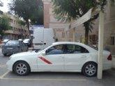 El alcalde elevará una moción al Pleno para instar al Gobierno de la Nación a que se dé respuesta a las demandas de los profesionales del taxi