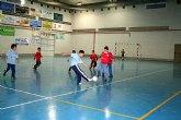 La Escuela Municipal de Fútbol Sala de Alguazas disputa su Campeonato de Navidad