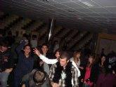 Los jóvenes de Alguazas celebran la Navidad