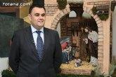 El alcalde felicita las fiestas de Navidad a todos los vecinos de Totana
