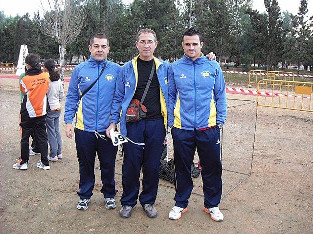 Atletas del Club Atletismo Totana estuvieron en la Carrera del Pavo en Fuente �lamo, Foto 1