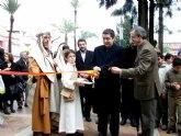 200 Personas recrean un Belén Viviente durante dos días en Archena