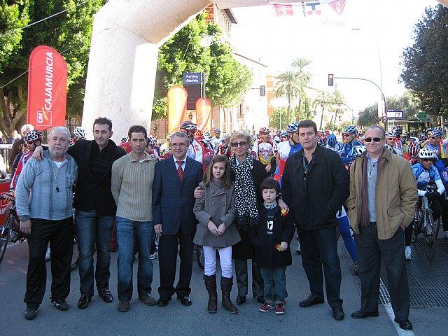 Más de trescientas personas participan en las carreras ciclistas Bicihuerta y la marcha 'Murcia Solidaria Pedalea' - 3, Foto 3
