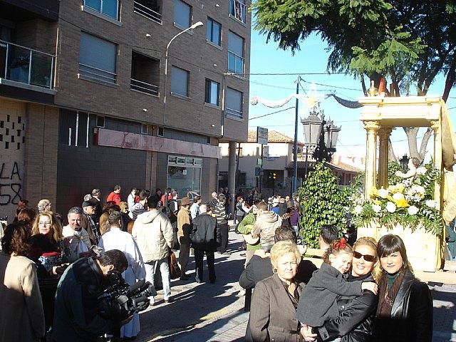 Más de mil personas celebran el I Encuentro de cuadrillas de Sangonera la Verde - 1, Foto 1