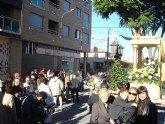 Más de mil personas celebran el I Encuentro de cuadrillas de Sangonera la Verde