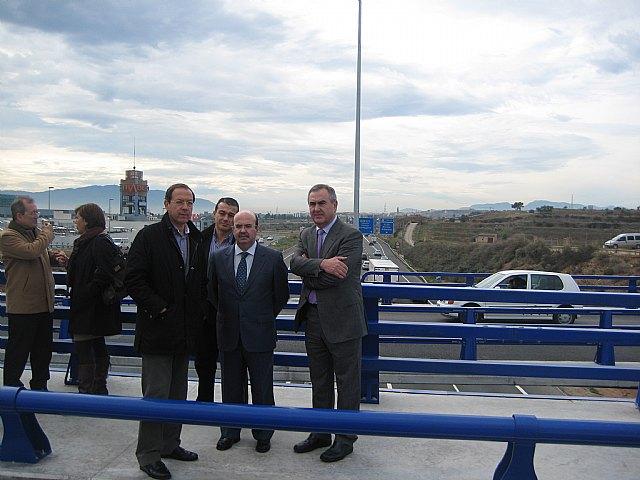 El Alcalde, el Delegado del Gobierno y el Secretario de Estado de Cooperación visitan varias obras del Fondo Estatal de Inversión - 2, Foto 2