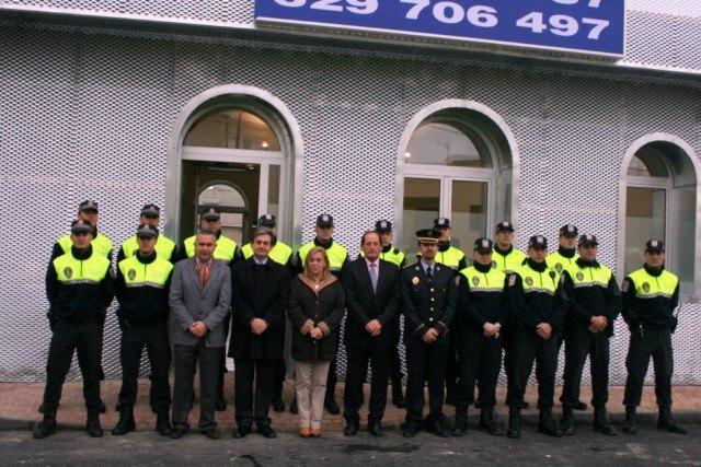 La Policía Local de Alguazas tiene un nuevo cuartel - 3, Foto 3