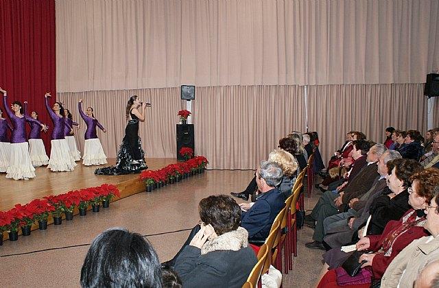 Más de 200 mayores celebraron la Gran Fiesta de Navidad en el Centro Cultural - 1, Foto 1