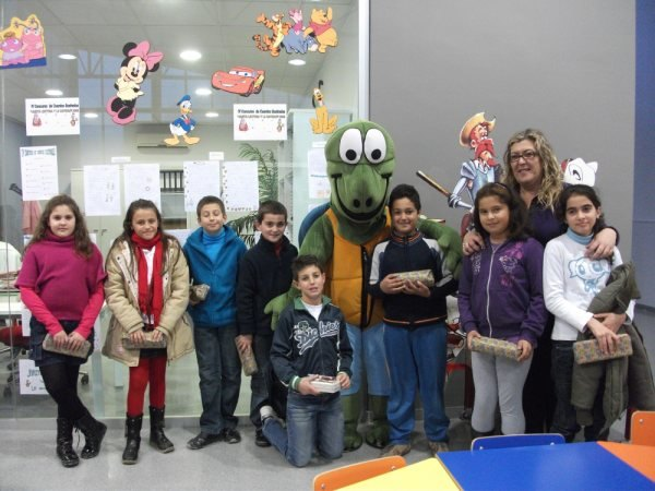 Puerto Lumbreras organiza la IV Edición del Concurso de Cuentos de Navidad - 1, Foto 1