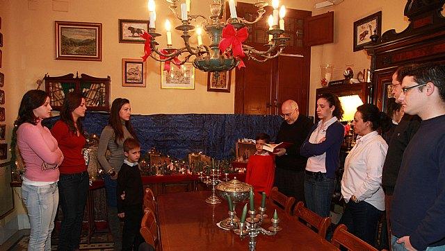 La UCAM visita a las familias de los alumnos en Navidad Murcia - 1, Foto 1