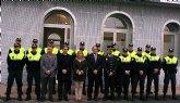 La Policía Local de Alguazas estrena cuartel fuera de las instalaciones del edificio consistorial