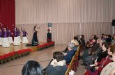 Más de 200 mayores celebraron la Gran Fiesta de Navidad en el Centro Cultural