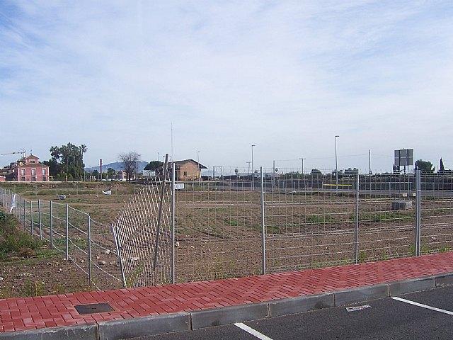Comienzan las obras de construcci�n del nuevo Centro de Salud Totana-Sur, por un importe superior a los dos millones de euros, Foto 1