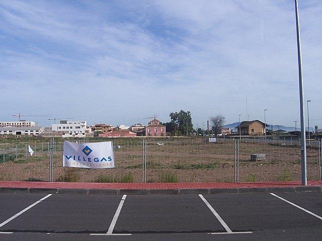 Comienzan las obras de construcci�n del nuevo Centro de Salud Totana-Sur, por un importe superior a los dos millones de euros, Foto 2