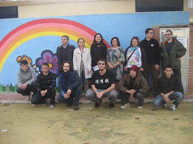 Fallados los premios del concurso municipal de graffiti al que se han presentado 65 obras de 28 autores - 1, Foto 1