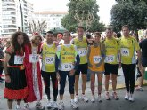 Los atletas del Club Atletismo Totana presentes en las San Silvestres de Vallecas, Vicalvaro, Murcia y Crevillente