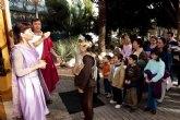 Medio centenar de niños disfruta con Divertiroma