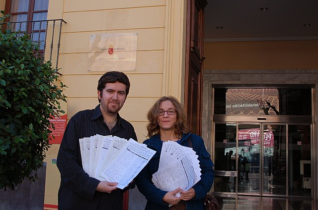 La Plataforma Ciudadana solicita una reunión urgente con el Presidente Valcárcel - 1, Foto 1