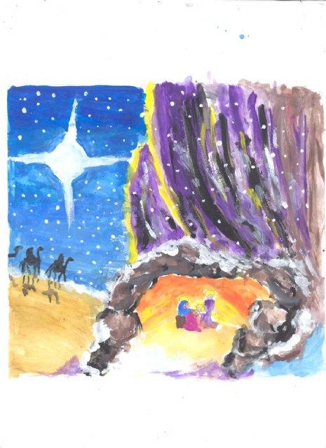 La Consejería de Cultura y Turismo entrega los premios del concurso 'Pinta la Navidad' 2009 - 1, Foto 1