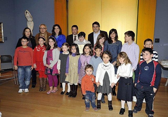 La Consejería de Cultura y Turismo entrega los premios del concurso 'Pinta la Navidad' 2009 - 3, Foto 3