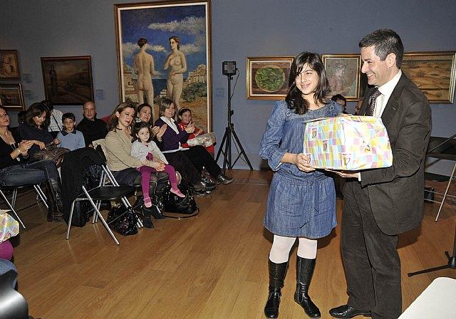 La Consejería de Cultura y Turismo entrega los premios del concurso 'Pinta la Navidad' 2009 - 4, Foto 4