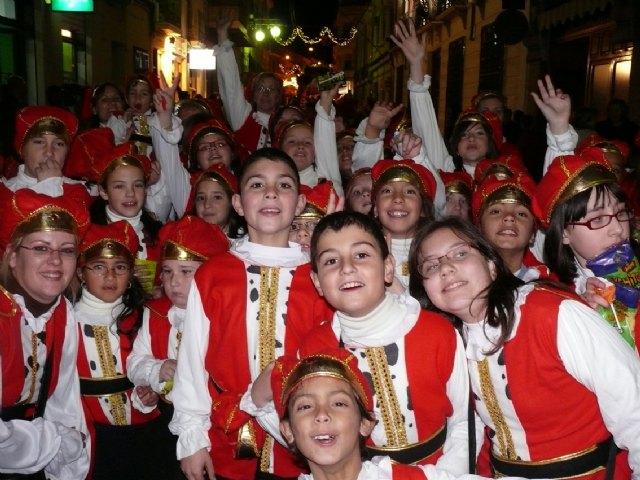 Más de 20 colectivos participarán el la Cabalgata de los Reyes Magos de Jumilla - 1, Foto 1