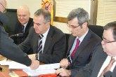 González Tovar valora el constante esfuerzo del Gobierno de España con mejorar las infraestructuras y medios de la Justicia