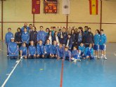 Cabo Mar de Alicante gana el tercer torneo de Navidad de baloncesto femenino de Blanca