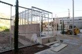 Una valla panelada delimitará uno de los accesos al Molinete