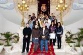 Diplomas para los alumnos de los talleres ocupacionales de las Seiscientas