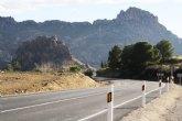 La Comunidad elimina un tramo de concentración de accidentes en el Valle de Ricote