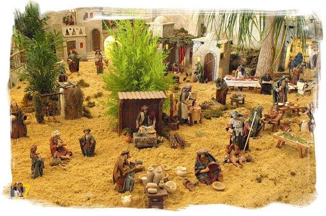 El Belén Monumental de Abarán premiado por la Asociación de Belenistas de la Región de Murcia - 1, Foto 1