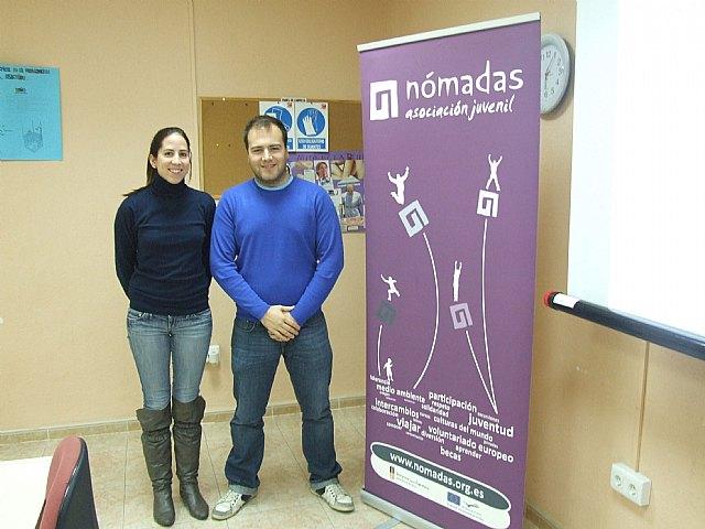 Presentación del voluntariado social en Blanca - 1, Foto 1