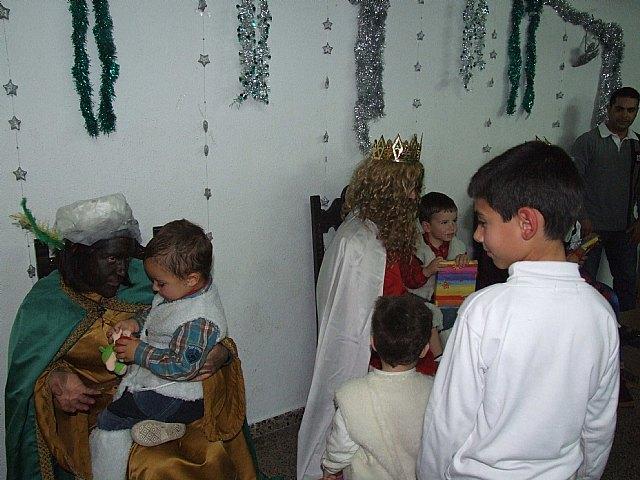 Los más pequeños de Blanca reciben a los Reyes Magos - 1, Foto 1