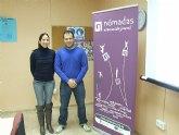 Presentación del voluntariado social en Blanca