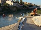 El río Segura multiplicará su caudal a su paso por Murcia gracias a una inversión de 9,4 millones de euros