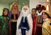 Los Reyes Magos llegarán mañana domingo a la Plaza de la Constitución de Totana