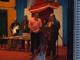 Blanca entrega el galardón de Belenista del Año a Jesús Parra Egea