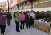 Puerto Lumbreras inaugura su Mercado Artesanal de Navidad