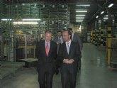 Auxiliar Conservera invertirá más de 12 millones en un centro logístico inteligente en Molina de Segura