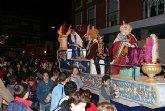 Puerto Lumbreras celebra su Gran Cabalgata de Reyes 2010