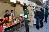La Asociación de Discapacitados 'El Castillo' instala su tradicional rastrillo solidario