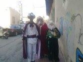 CONFES acompañó a los Reyes Magos a entregar sus juguetes