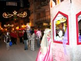 Cabalgata de Reyes Magos en Archena y La Algaida
