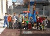 Finaliza la Escuela de Navidad municipal de Las Torres de Cotillas
