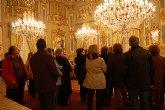 Vecinos de Alguazas visitan el Real Casino de Murcia