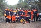 El Ayuntamiento de Puerto Lumbreras refuerza el Servicio de Emergencias y Protección Civil a través del Plan de Formación 2010