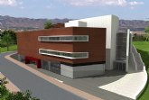 Licitan las obras del centro cultural de Mazarr�n.