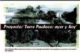 """Inauguración Exposición Proyecto: """"Torre Pacheco: Ayer y Hoy"""""""