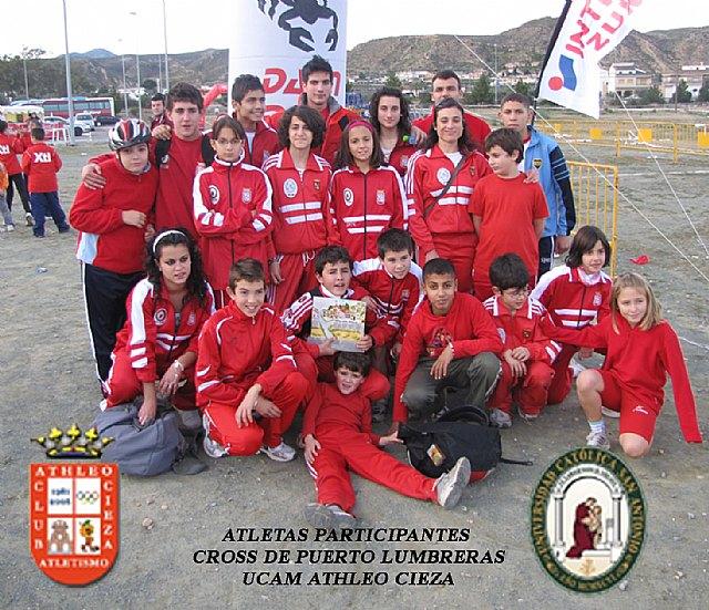 Ya se encuentra en la web www.clubathleo.net toda la información sobre las próximas actuaciones de los atletas del UCAM ATHLEO CIEZA - 1, Foto 1